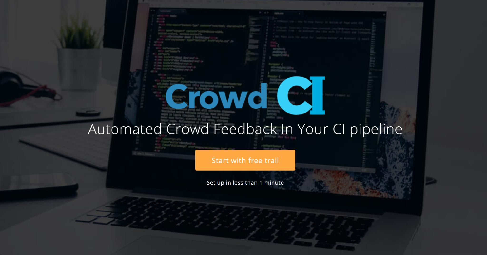 Crowd CI by 99Tests