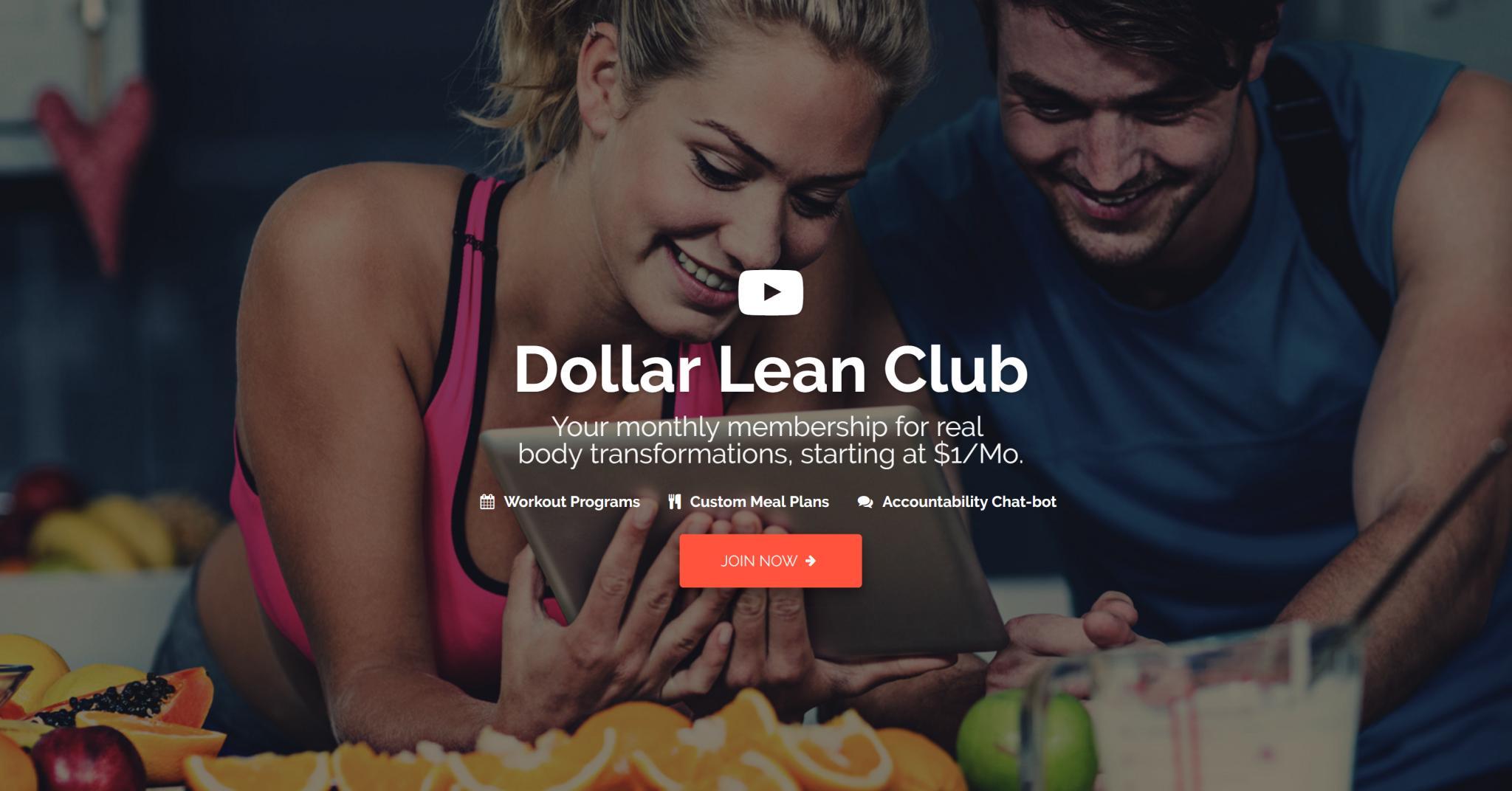 Dollar Lean Club
