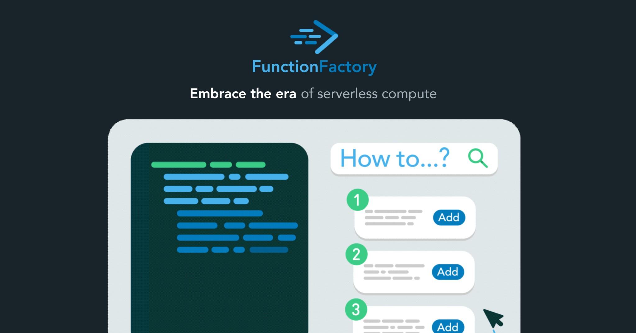 FunctionFactory.io