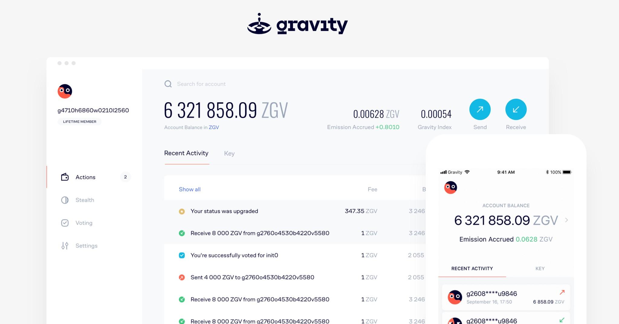 Gravity Protocol