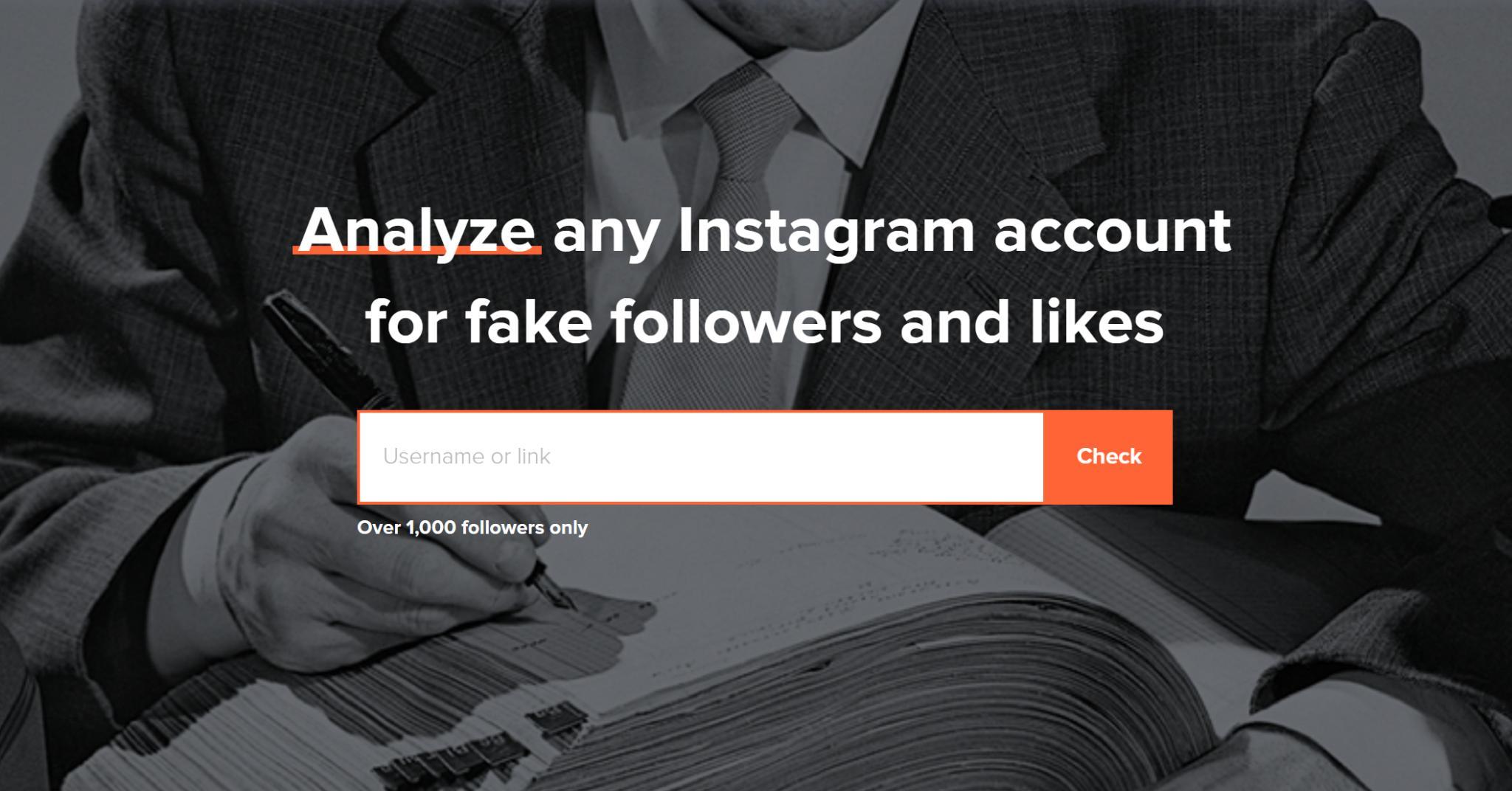 Auditor for Instagram
