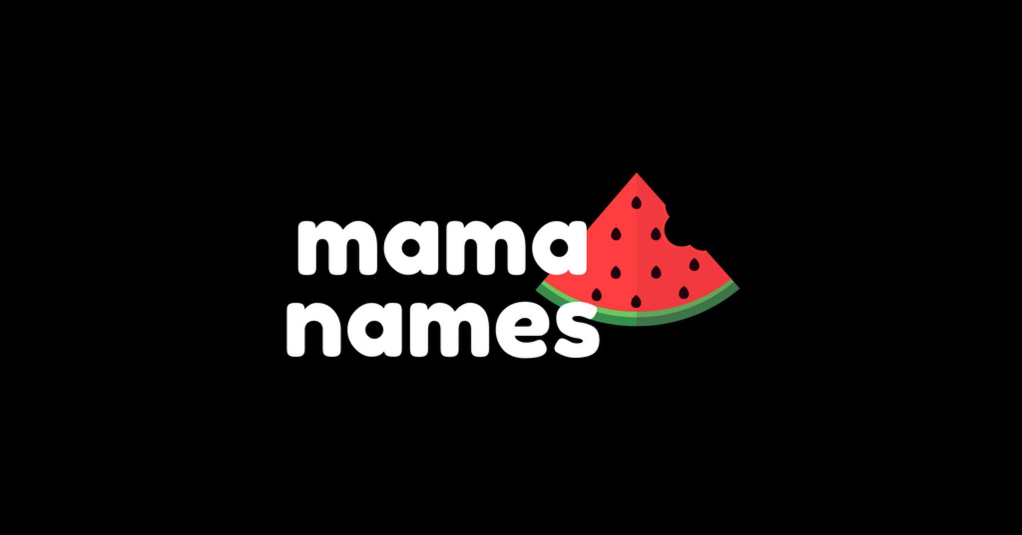 Mamanames