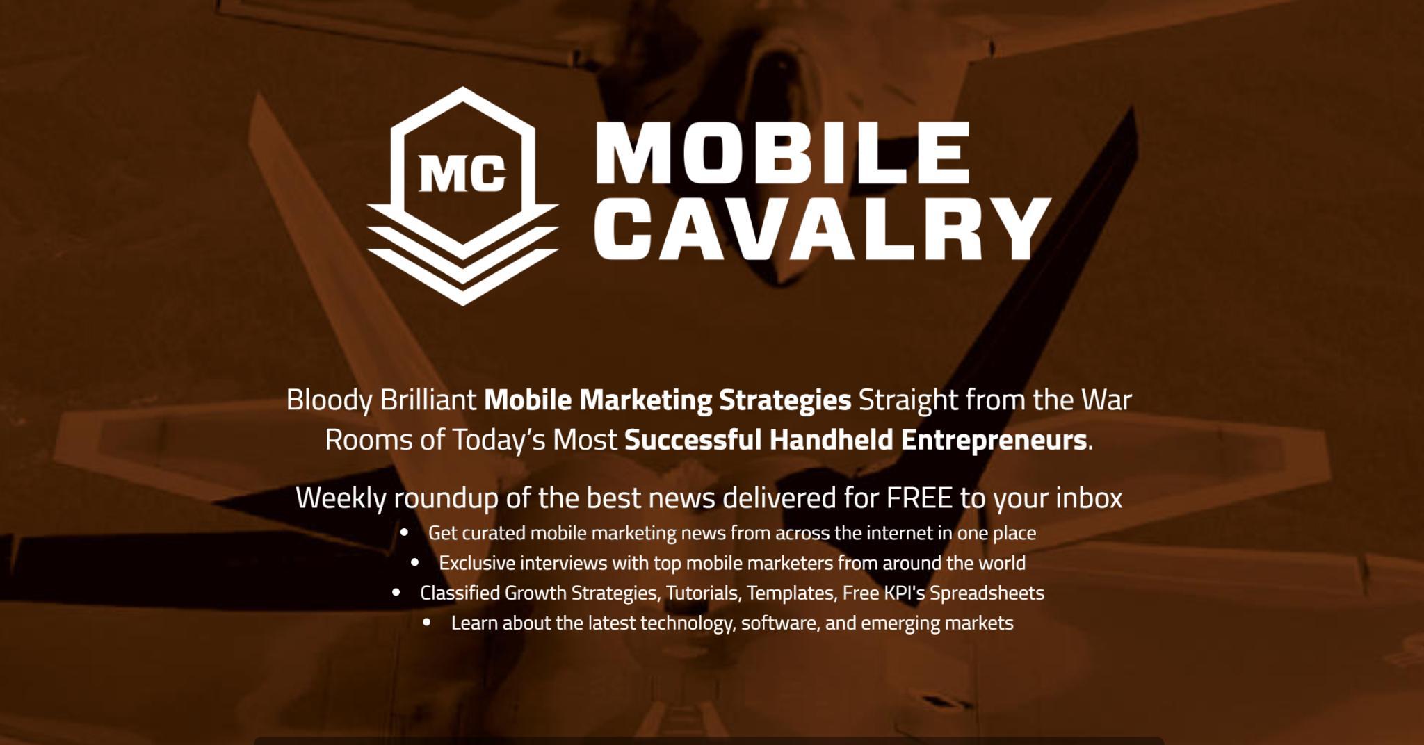 Mobile Cavalry