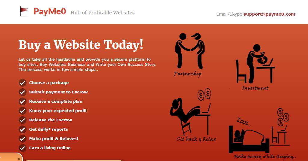 Payme0 - Buy Websites