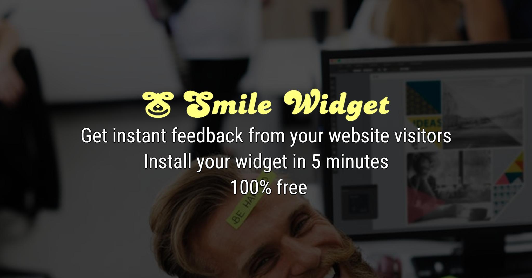 SmileWidget