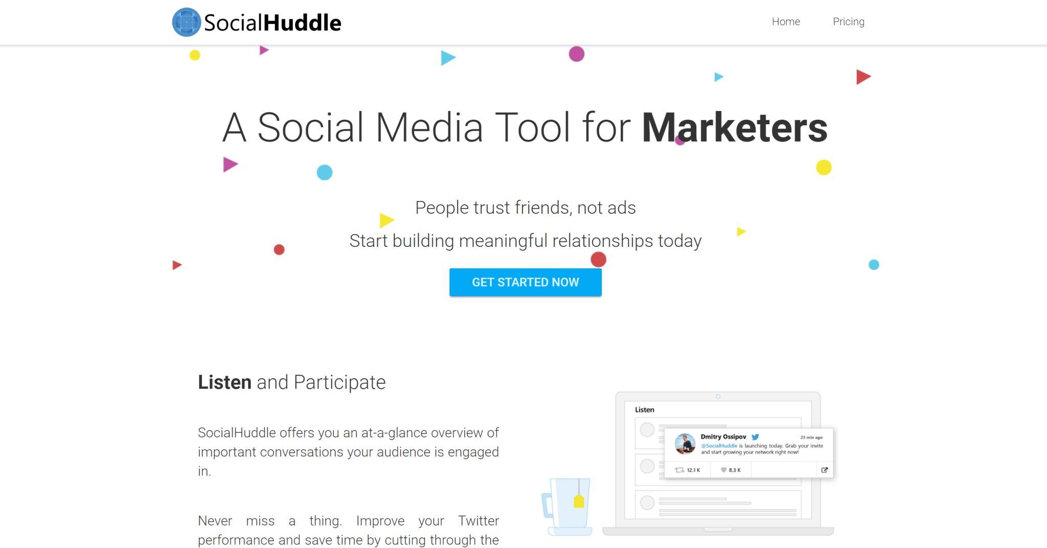 SocialHuddle