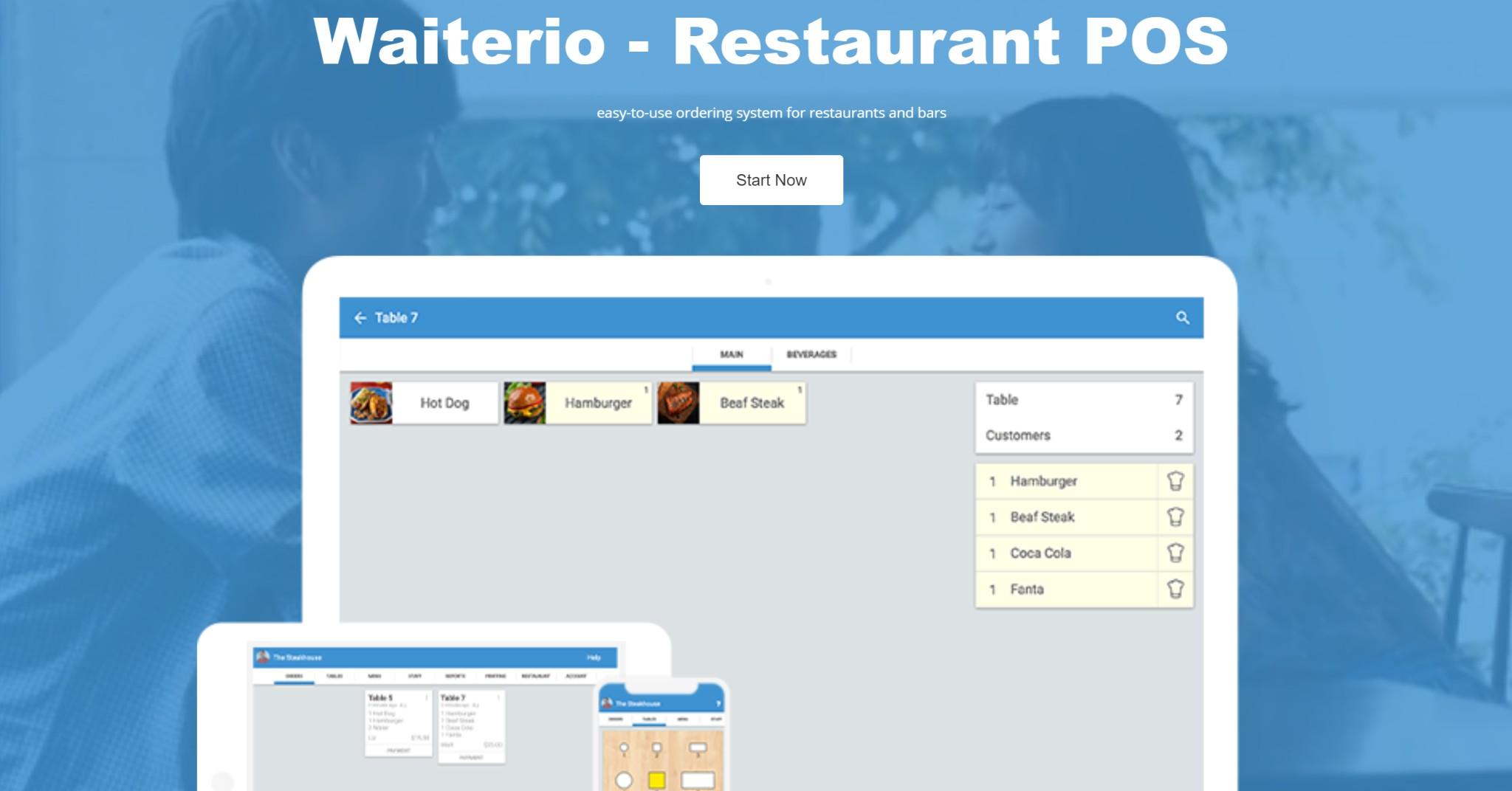 Waiterio