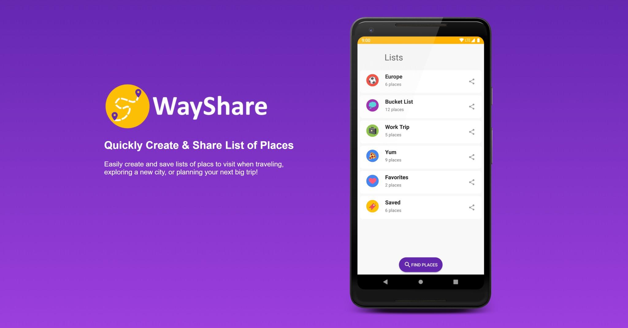 Wayshare