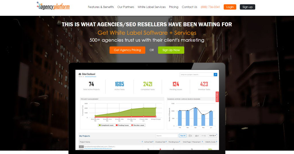 AgencyPlatform
