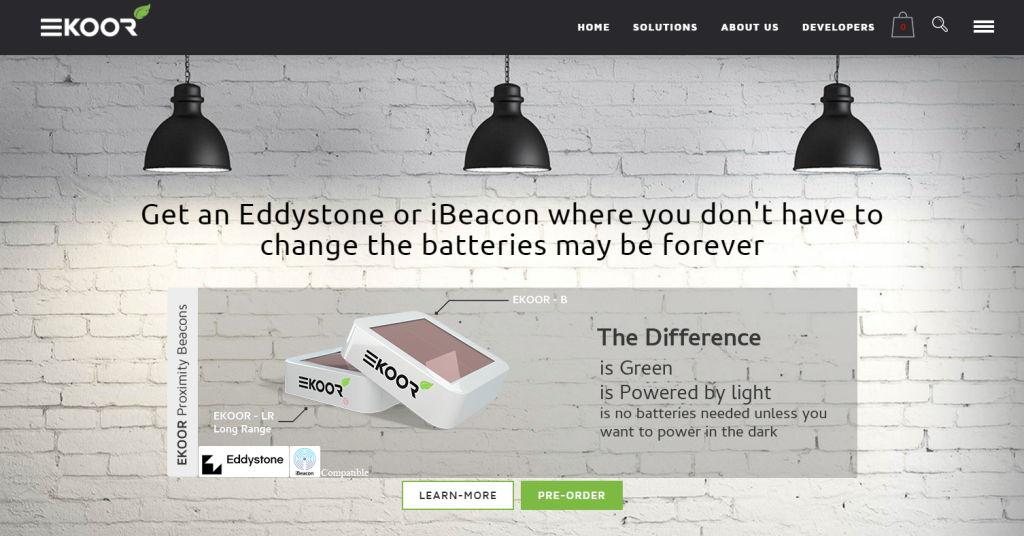 EKOOR - Platform For Smart Things